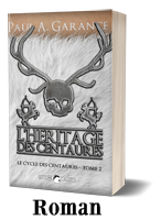 L'Héritage des centaures (roman)