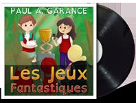 """Livre audio """"Les Jeux Fantastiques"""" (tome 2)"""